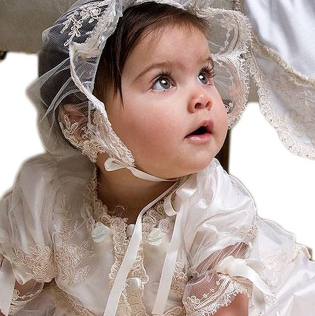 Girls Christening Gowns and Baptism Dresses